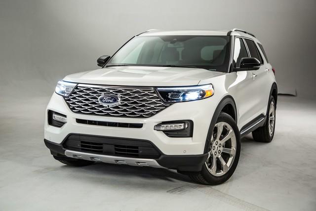 Ford Explorer 2019 bất ngờ tăng mạnh giá niêm yết tại Việt Nam nhưng giá bán lại giảm nhiệt - Ảnh 3.
