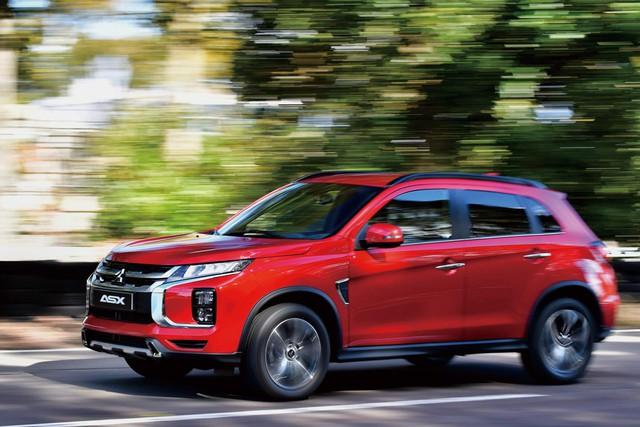 Mitsubishi Outlander Sport nâng cấp toàn diện với ngoại hình giống Xpander, chờ ngày hồi sinh tại Việt Nam - Ảnh 4.
