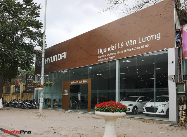Đại lý Hyundai không chính hãng vẫn hoạt động công khai sau gần 2 tháng bị phát giác - Ảnh 1.