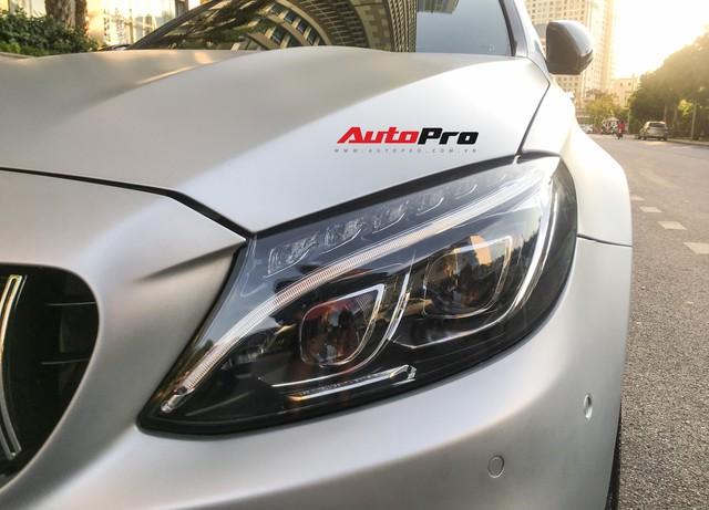 Đại gia Sài Gòn thích mua lại xe của Cường Đô-la tân trang Mercedes-AMG C63S độc nhất Việt Nam - Ảnh 8.