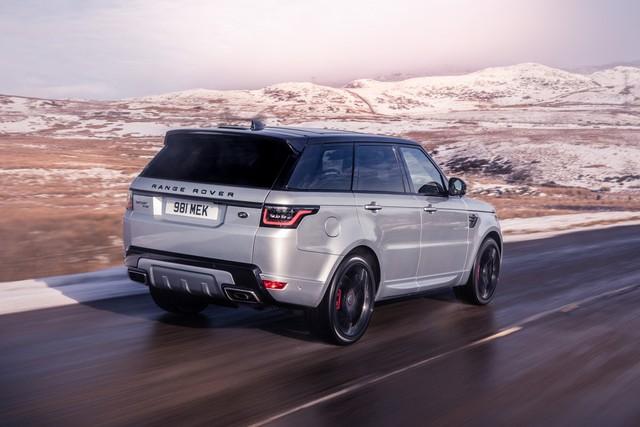 Hàng hot Range Rover Sport HST ra mắt nhưng Land Rover lại khiến khách Việt tiu nghỉu - Ảnh 5.