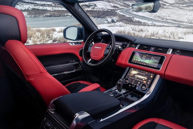 Hàng hot Range Rover Sport HST ra mắt nhưng Land Rover lại khiến khách Việt tiu nghỉu - Ảnh 6.