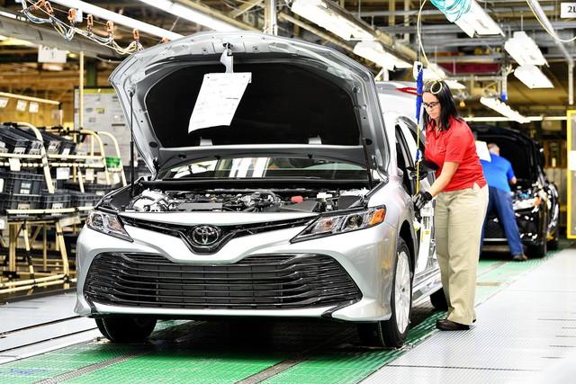 Tài liệu tiết lộ về Toyota Camry 2019 dành cho thị trường Việt Nam và dấu hỏi lớn được đặt ra - Ảnh 3.