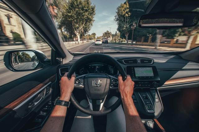 Honda tự tin CR-V Hybrid sẽ làm mưa làm gió vì lý do này - Ảnh 2.