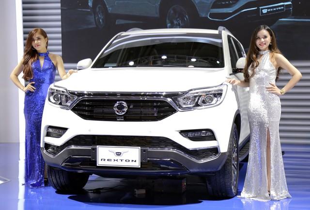 Những thương hiệu im hơi lặng tiếng trên thị trường ô tô Việt Nam - Ảnh 1.