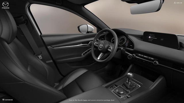 Mazda bắt đầu cho phép khách hàng tự cấu hình, đặt xe Mazda3 2019 - Ảnh 5.