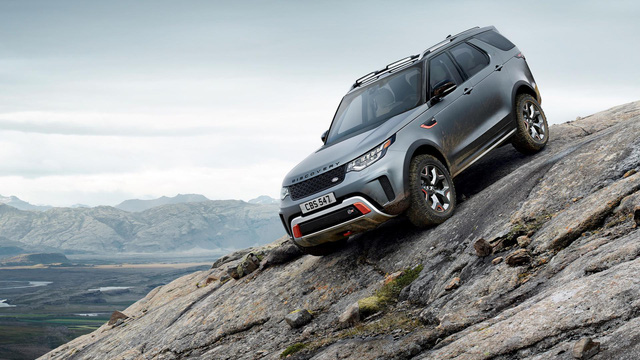 Land Rover Discovery SVX chết từ trong trứng nước - Ảnh 2.