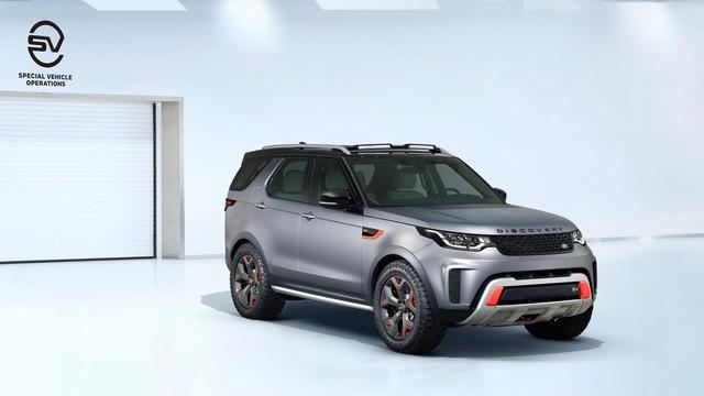 Land Rover Discovery SVX chết từ trong trứng nước - Ảnh 1.