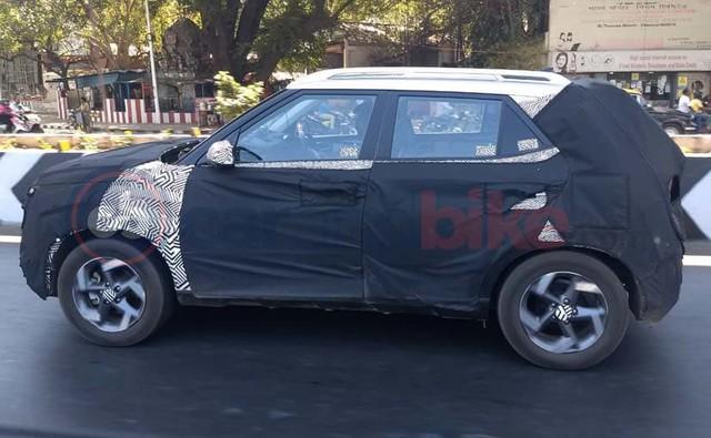 SUV mới của Hyundai sẽ có tên Styx? - Ảnh 1.