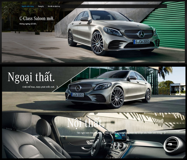 Mercedes-Benz C-Class 2019 lộ trang bị chi tiết trước giờ G, đại lý thông báo thời điểm giao xe tại Việt Nam - Ảnh 1.