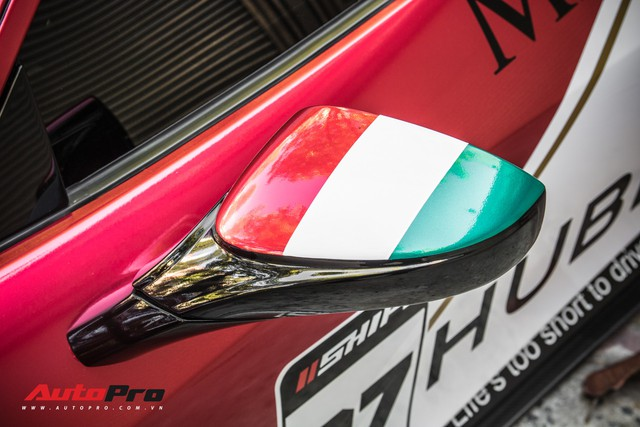 Dân chơi Bến Tre đổi màu cho siêu xe Ferrari 458 Italia chịu khó lột xác nhất Việt Nam - Ảnh 6.