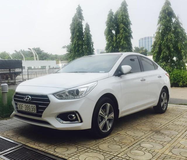 Hyundai Accent đeo biển tứ quý 9 rao bán 850 triệu đồng: Nhiều người chê ảo tưởng - Ảnh 2.
