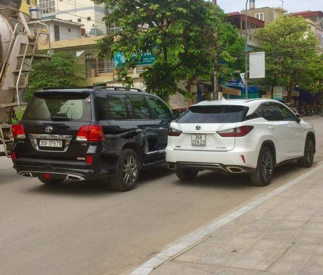 Dàn xe khủng biển đẹp của đại gia Thanh Hoá - những 'fan cuồng' Lexus và Toyota - Ảnh 8.