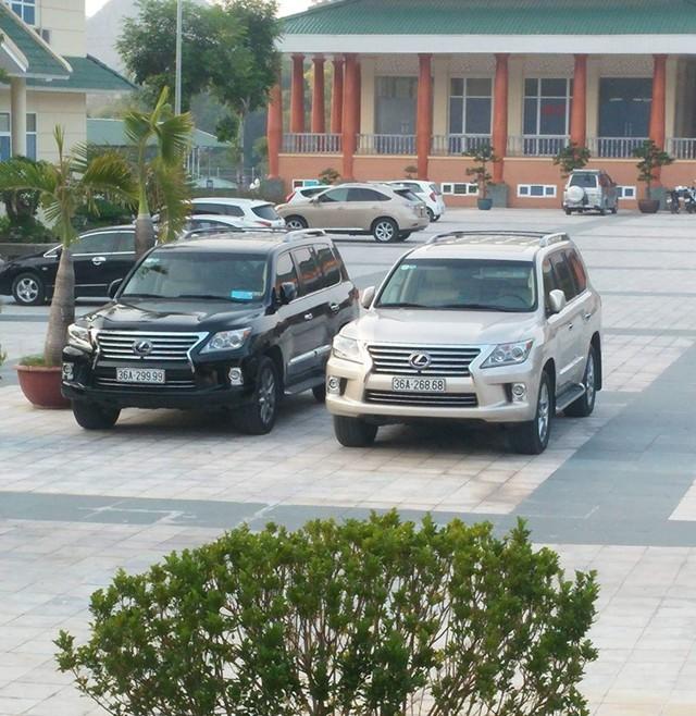 Dàn xe khủng biển đẹp của đại gia Thanh Hoá - những 'fan cuồng' Lexus và Toyota - Ảnh 3.