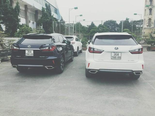 Dàn xe khủng biển đẹp của đại gia Thanh Hoá - những 'fan cuồng' Lexus và Toyota - Ảnh 7.