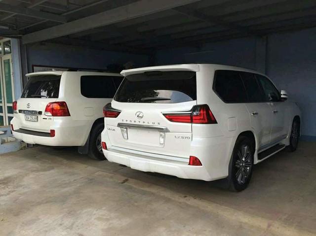 Dàn xe khủng biển đẹp của đại gia Thanh Hoá - những 'fan cuồng' Lexus và Toyota - Ảnh 2.