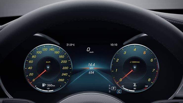 Mercedes-Benz C-Class 2019 lộ ảnh nội thất và giá bán dự kiến từ 1,499 tỷ đồng tại Việt Nam - Ảnh 7.