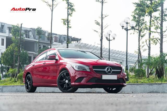 Chủ xe bán Mercedes-Benz CLA 200 giá 1 tỷ đồng, dành tiền để làm việc này ngay khi có thể - Ảnh 13.