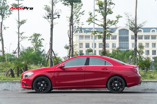 Chủ xe bán Mercedes-Benz CLA 200 giá 1 tỷ đồng, dành tiền để làm việc này ngay khi có thể - Ảnh 4.