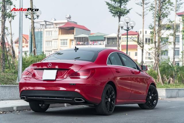 Chủ xe bán Mercedes-Benz CLA 200 giá 1 tỷ đồng, dành tiền để làm việc này ngay khi có thể - Ảnh 5.