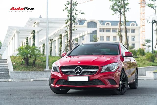 Chủ xe bán Mercedes-Benz CLA 200 giá 1 tỷ đồng, dành tiền để làm việc này ngay khi có thể - Ảnh 1.