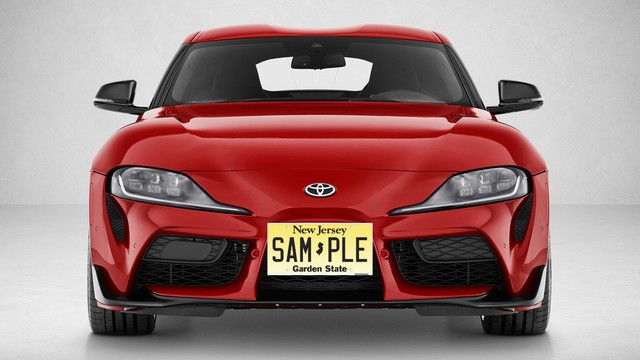 Bài toán khó cho chủ xe Toyota Supra mới: Lắp biển xe vào đâu bây giờ?? - Ảnh 4.