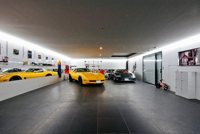 Những garage xe đáng mơ ước nhất thế giới - Ảnh 7.