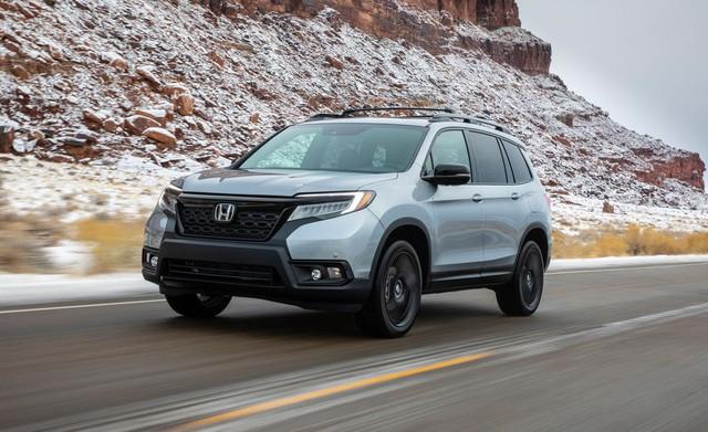 Đánh giá Honda Passport 2019 - Đàn anh CR-V thách thức Hyundai Santa Fe  - Ảnh 1.