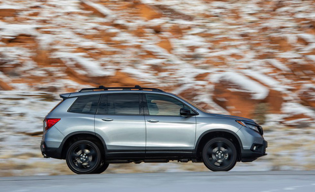 Đánh giá Honda Passport 2019 - Đàn anh CR-V thách thức Hyundai Santa Fe  - Ảnh 4.