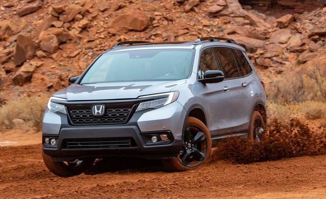 Đánh giá Honda Passport 2019 - Đàn anh CR-V thách thức Hyundai Santa Fe  - Ảnh 2.