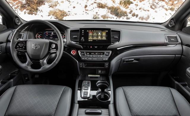 Đánh giá Honda Passport 2019 - Đàn anh CR-V thách thức Hyundai Santa Fe  - Ảnh 14.