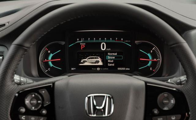 Đánh giá Honda Passport 2019 - Đàn anh CR-V thách thức Hyundai Santa Fe  - Ảnh 6.