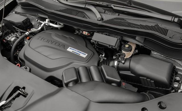 Đánh giá Honda Passport 2019 - Đàn anh CR-V thách thức Hyundai Santa Fe  - Ảnh 3.