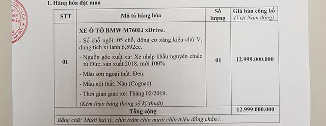 Đại gia Việt vung 13 tỷ đồng tậu BMW M760Li độc nhất Việt Nam - Ảnh 1.