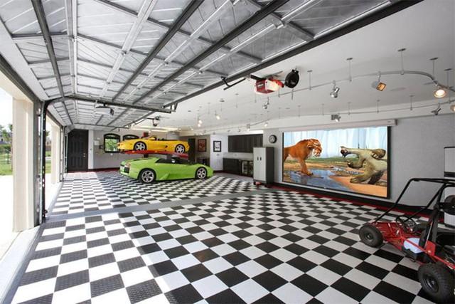 Những garage xe đáng mơ ước nhất thế giới - Ảnh 24.