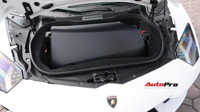 Hoá ra đây là cách đại gia Việt mở mui Lamborghini Aventador Roadster: dễ nhưng sẽ rơi vào thế khó khi gặp tình huống này - Ảnh 8.