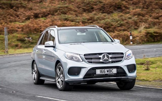 Gu mặn của trộm xe tại Anh: 10 xe bị nhảy nhiều nhất chỉ có Mercedes, BMW và Range Rover - Ảnh 1.