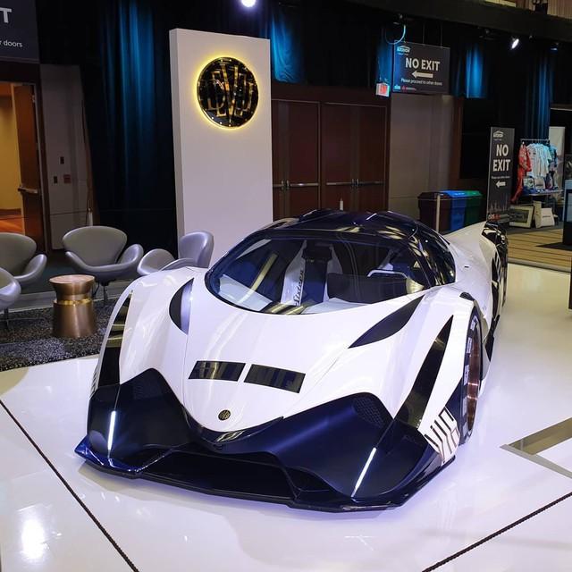 Devel Sixteen - Siêu xe Dubai 5.000 mã lực đe dọa nhấn chìm Bugatti Chiron cháy hàng, khách đặt 2 năm mới có xe - Ảnh 1.