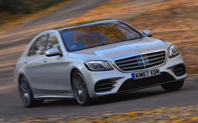 Gu mặn của trộm xe tại Anh: 10 xe bị nhảy nhiều nhất chỉ có Mercedes, BMW và Range Rover - Ảnh 2.