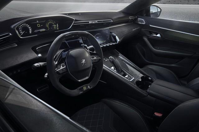 Peugeot 508 tung bản thể thao vượt trội Toyota Camry - Ảnh 6.