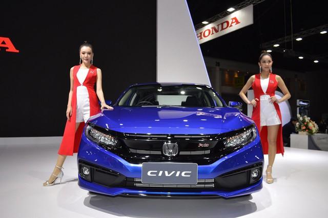 Honda Việt Nam bật mí về Civic 2019, đại lý bắt đầu nhận đặt cọc và hé lộ thời điểm ra mắt - Ảnh 2.