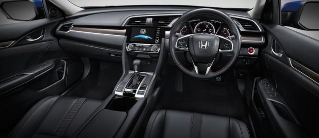 Honda Việt Nam bật mí về Civic 2019, đại lý bắt đầu nhận đặt cọc và hé lộ thời điểm ra mắt - Ảnh 6.