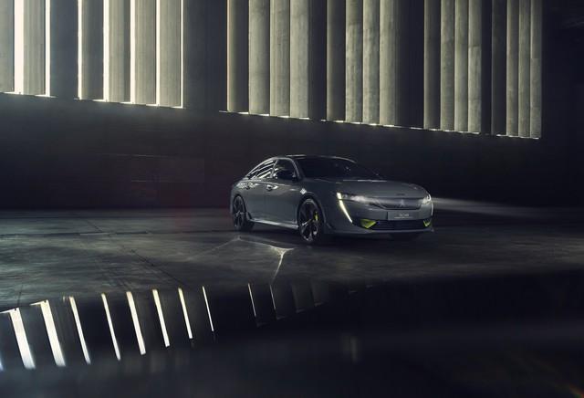 Peugeot 508 tung bản thể thao vượt trội Toyota Camry - Ảnh 3.