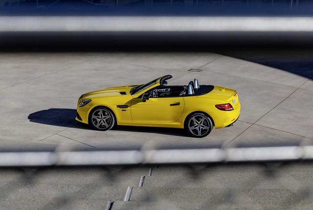 SUV sang bán chạy nhất Mercedes-Benz GLC sắp có phiên bản mới - Ảnh 4.