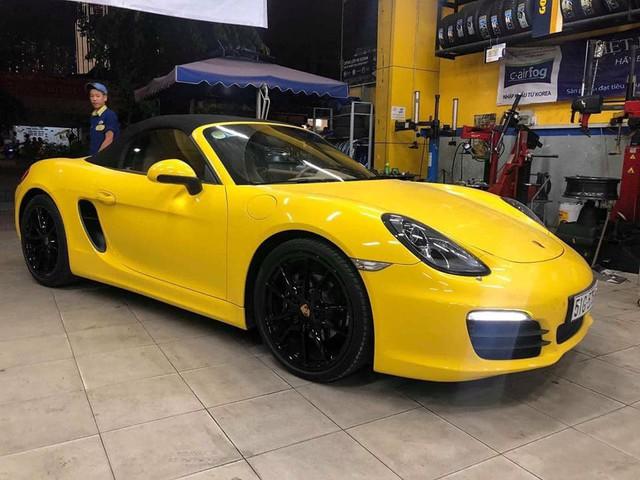 Chiếc Porsche này bán lại giá hơn 3 tỷ vì chủ xe chỉ chạy hơn 2.000 km/năm - Ảnh 5.