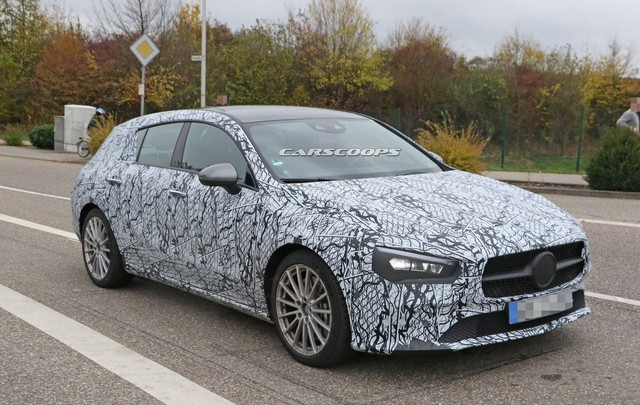 SUV sang bán chạy nhất Mercedes-Benz GLC sắp có phiên bản mới - Ảnh 2.