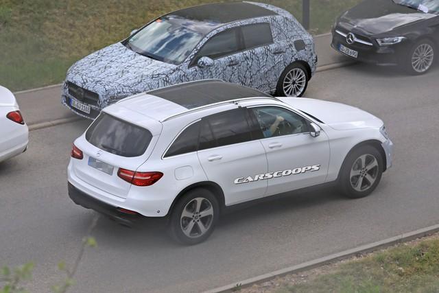 SUV sang bán chạy nhất Mercedes-Benz GLC sắp có phiên bản mới - Ảnh 3.