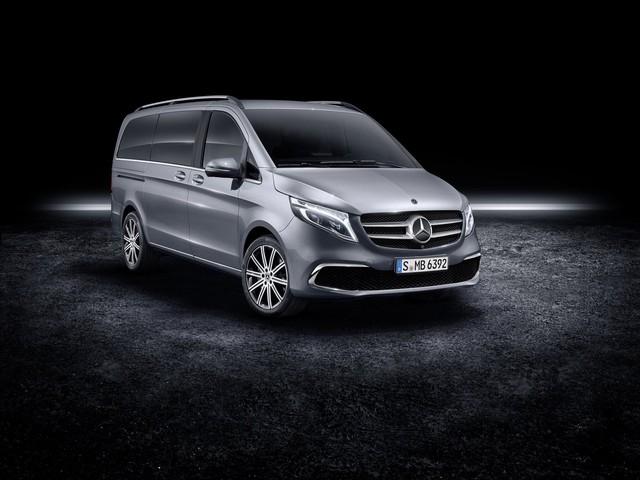 SUV sang bán chạy nhất Mercedes-Benz GLC sắp có phiên bản mới - Ảnh 1.