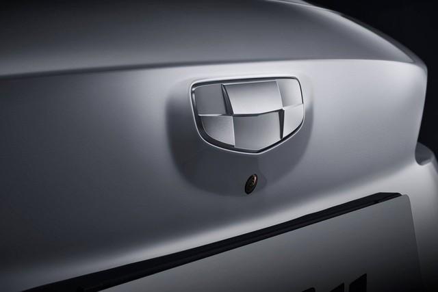 Xe mác Trung Quốc, chất Volvo chính thức lộ diện - Ảnh 1.