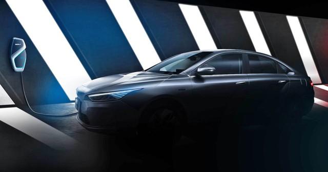 Xe mác Trung Quốc, chất Volvo chính thức lộ diện - Ảnh 3.